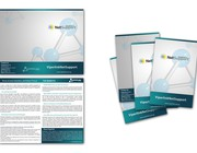 Brochure design by George8