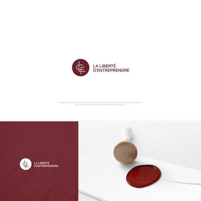 Logo Pour Cabinet Dexpertise Comptable Et Conseil Et Si Affinités