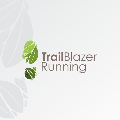 a1d5fb59e29fd Design an outdoor themed catchy logo for TrailBlazer Running