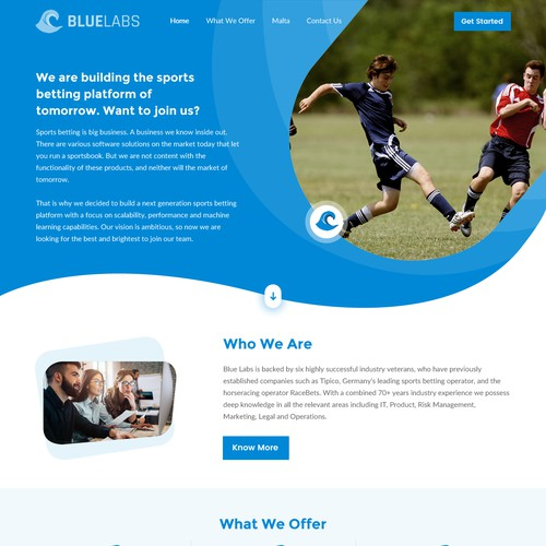 Runner-up design by Right Way
