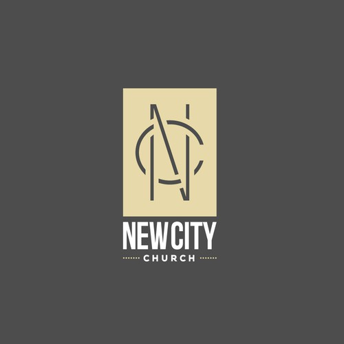 New City - Logo for non-traditional church  Diseño de kreative kreature