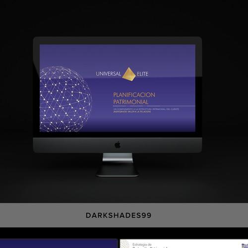 Diseño finalista de DARKSHADES99