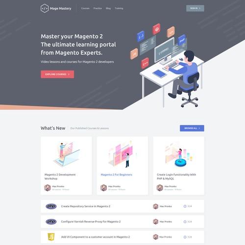 Design finalisti di Roche 2020