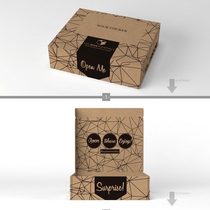 Winning design by HeXen:Designs