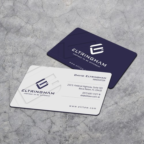 Business card letterhead design for an moderninnovative law firm runner up design by dkuadrat reheart Choice Image