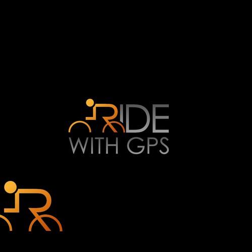 Ride with GPS needs a new logo | Logo design contest