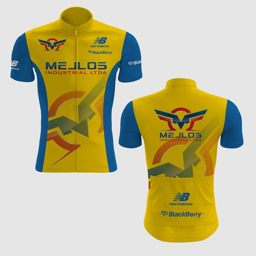 Cycling sponsorship clothing patroc nio cicl stico t for Sponsor t shirt design