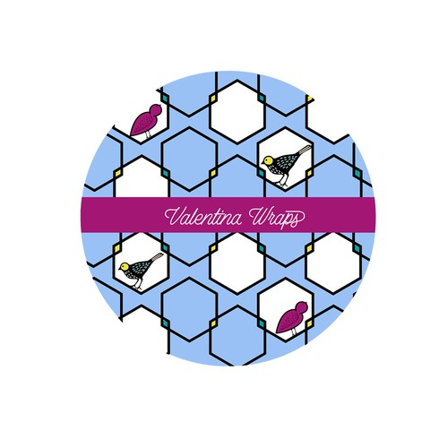Runner-up design by Evangelina