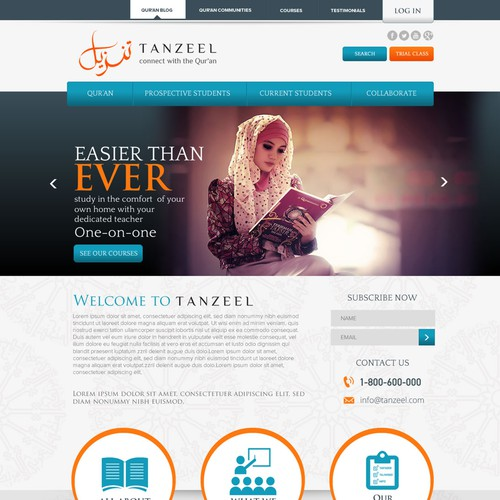 Runner-up design by Bahriatech