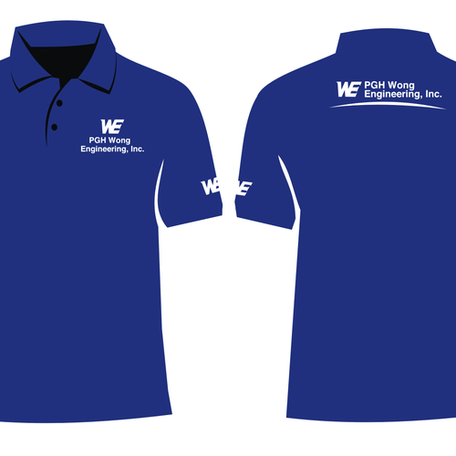 Engaging Corporate Polo Shirt Design
