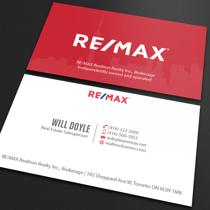 Creative Real Estate Business Card Designs
