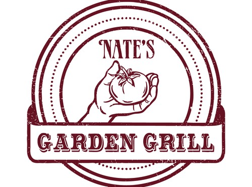 Logo design contest | logo for Nate's Garden Grill | Entries ...