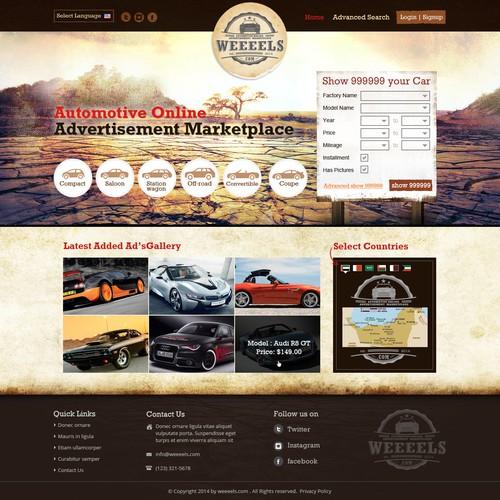 Runner-up design by Creativz Vision