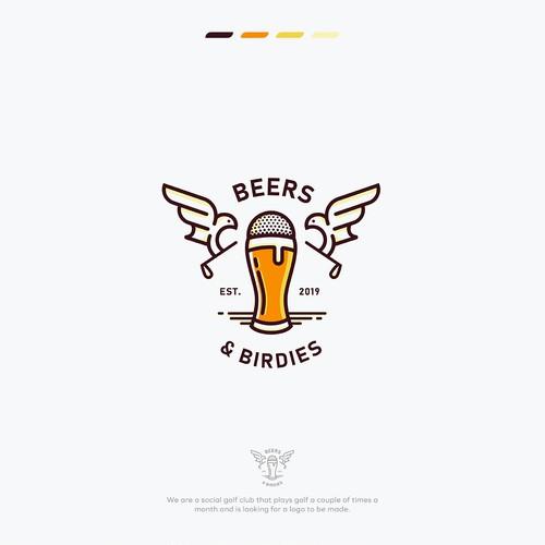 Design A Fun Logo For A Social Golf Club Logo Design Contest 99designs