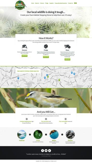Winning design by WebBox