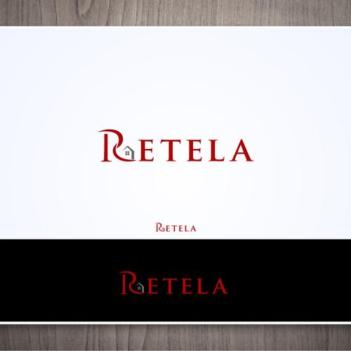 Logo Und Visitenkarten Für Ein Unternehmen Der Real Estate