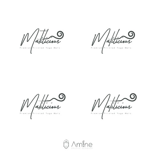 @Amine.Graphic.Designerさんが制作した最終選考作品