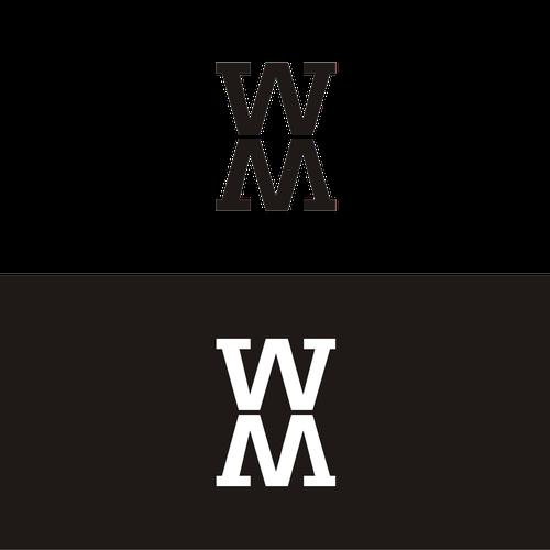 logo for w m logo design contest. Black Bedroom Furniture Sets. Home Design Ideas