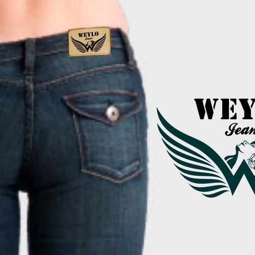 Have fun! designing weylo jeans logo | Logo design contest