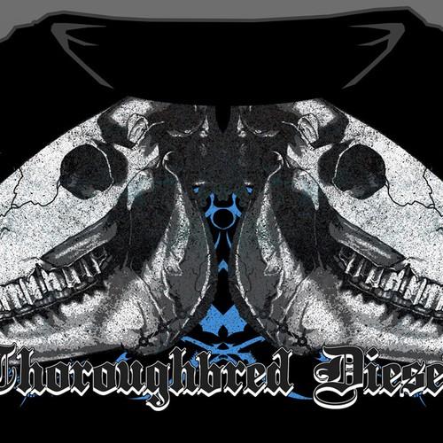 Diseño finalista de The Funk Zombie