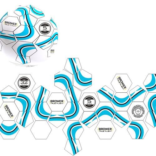 Runner-up design by soccerkitmaster
