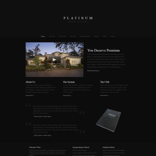 Diseño finalista de BlueStunt
