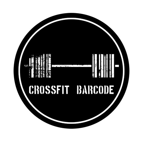 Create a clean, strong, unique logo for CrossFit Barcode  | Logo