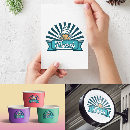 Diseño finalista de LogoSupra