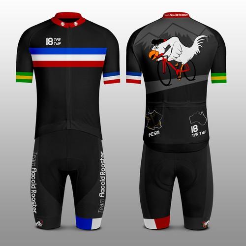 Runner-up design by Stas Aer