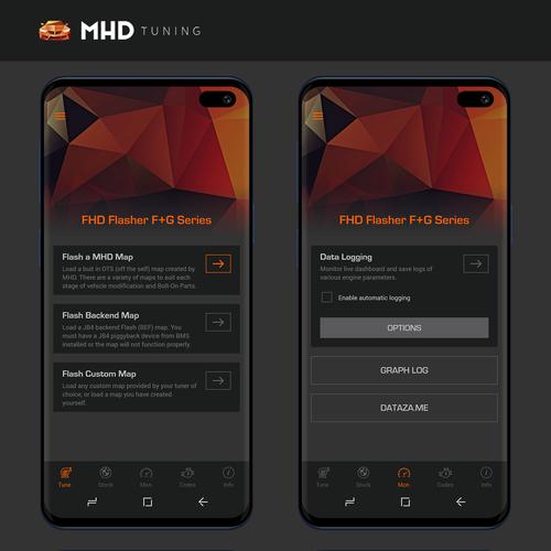 Inspiring App design Contests - 99designs