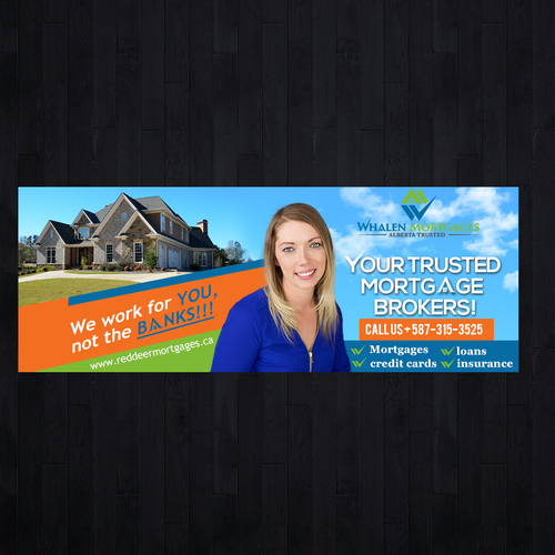 Mortgage Broker Banner Banner Ad Contest 99designs