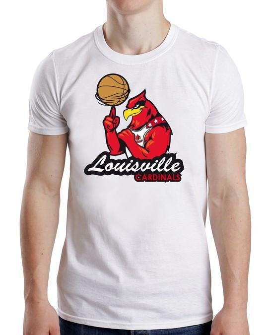 Fan T-Shirt Design for College Basketball Team   T-shirt ...