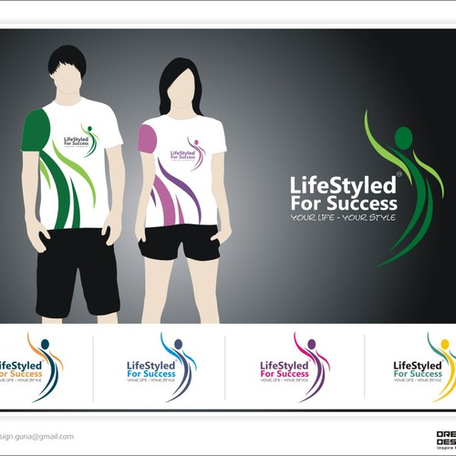 Runner-up design by uday