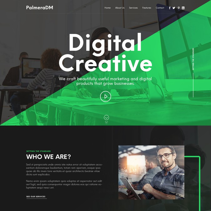 Winning design by UD_Pro