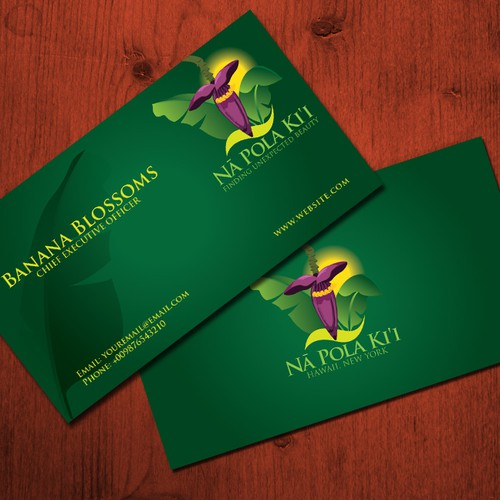 Logo and business card for n pola kii logo business card contest runner up design by crisfrance reheart Gallery