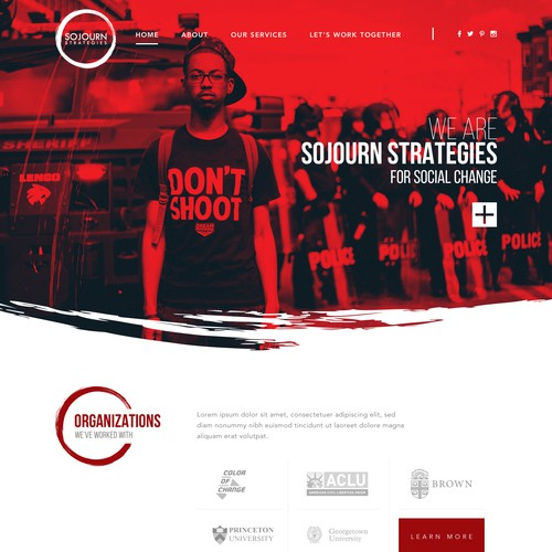 Runner-up design by ms_branding