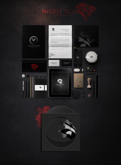 Winning design by Lara Lampert