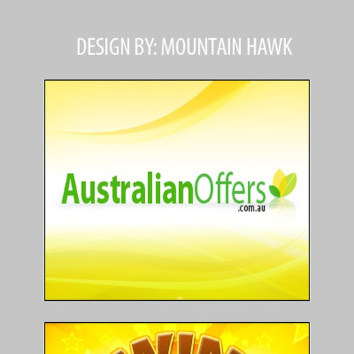 Design finalista por Mountainhawk