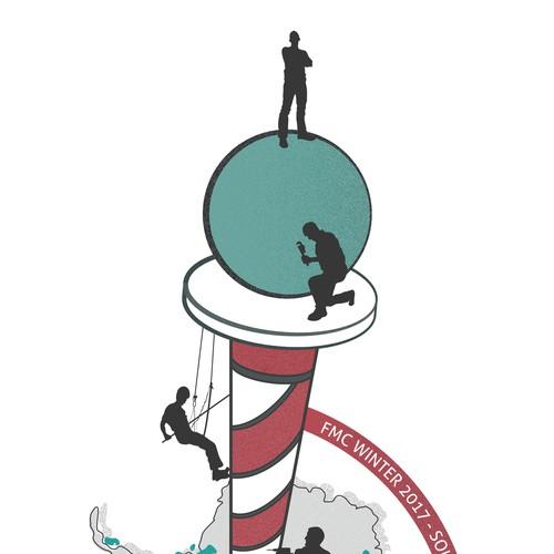 Diseño finalista de BezczelnaCheeky