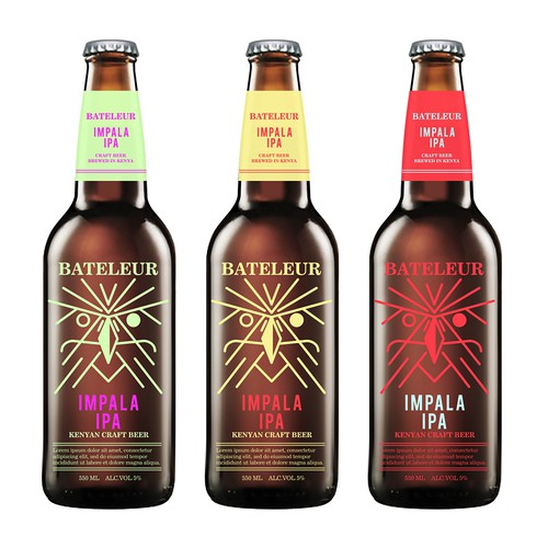 Design A Logo For A Craft Beer In Kenya Called Bateleur Breweries