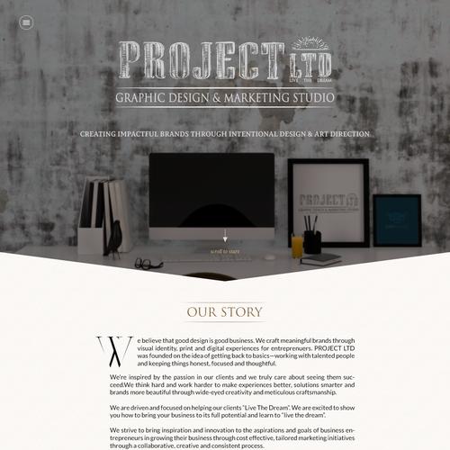 Runner-up design by Vika Nova