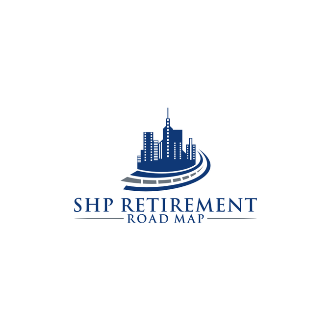 Create a classy, captivating illustration for SHP Retirement
