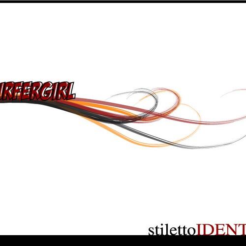 Ontwerp van finalist stilettoIDENTITY