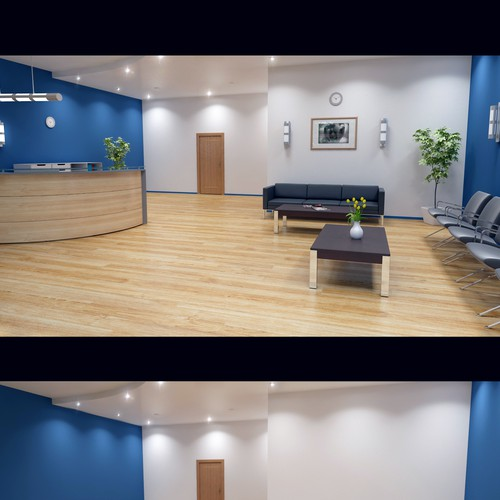 Home And Office 3d Realistic Flooring Room View Maker