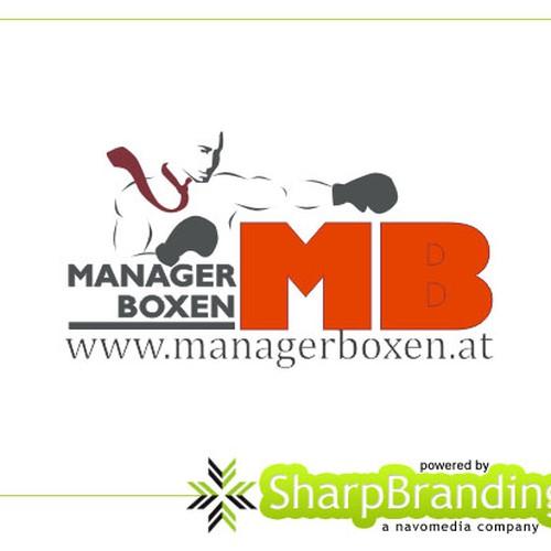 Ontwerp van finalist SharpBranding.com