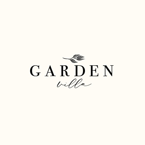 Garden Villa logo