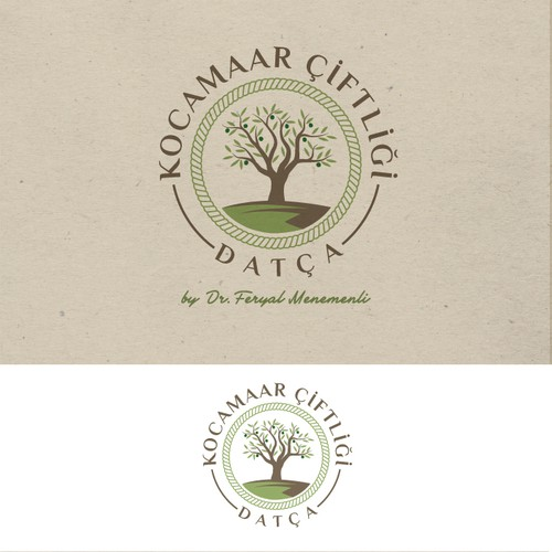 Create a stylish eco friendly brand identity for KOCAMAAR farm Design by Gio Tondini