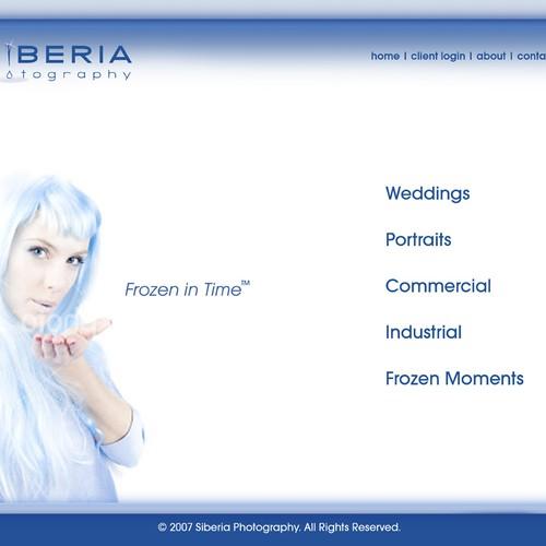 Diseño finalista de Siberia Photo