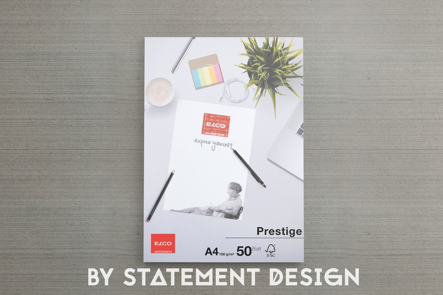 Design vincitore di Statement