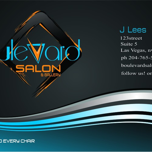 Blvd art salon or boulevard salon gallery needs a new for A new creation salon